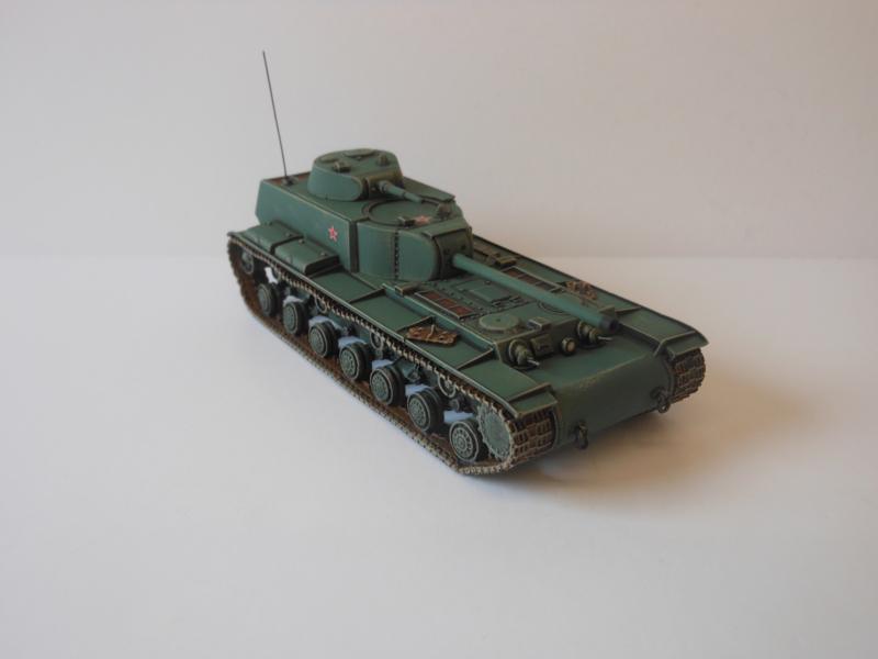 1:72 Russian KV-4 TD