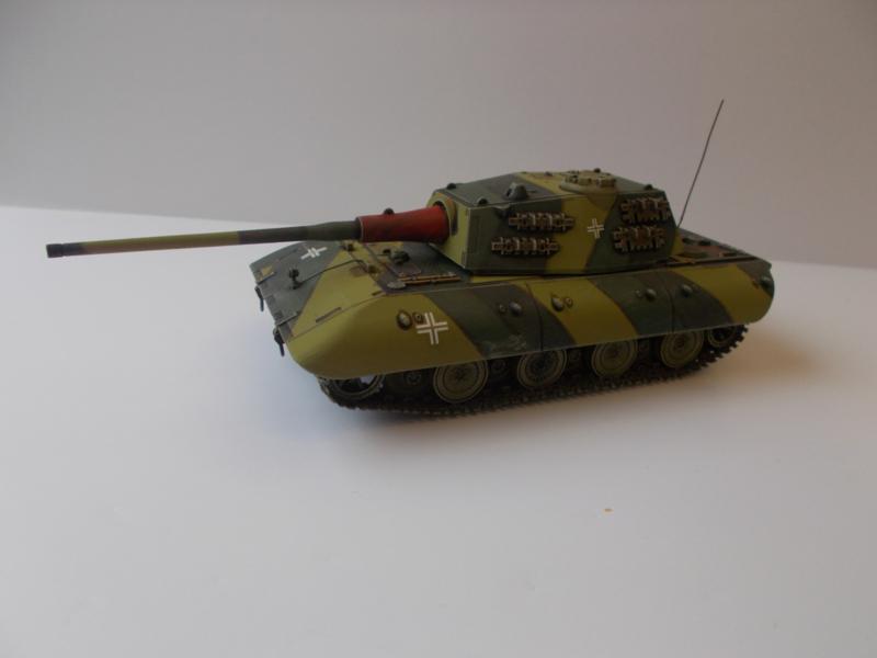 """E-50 ausf B  /""""Adder/""""   1//72 resin model tank"""