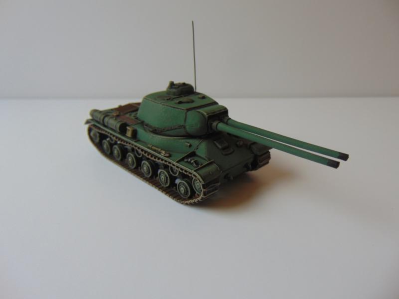 1:72 WW2 Russian IS-2-II