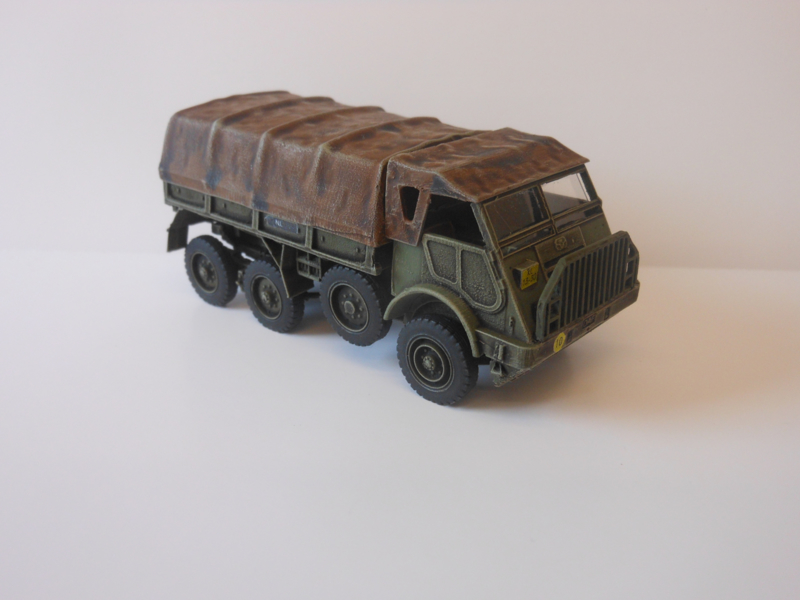 1:72 Dutch DAF YA-328