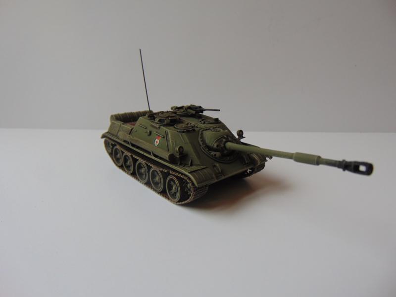 1:72 Russian SU-122-54