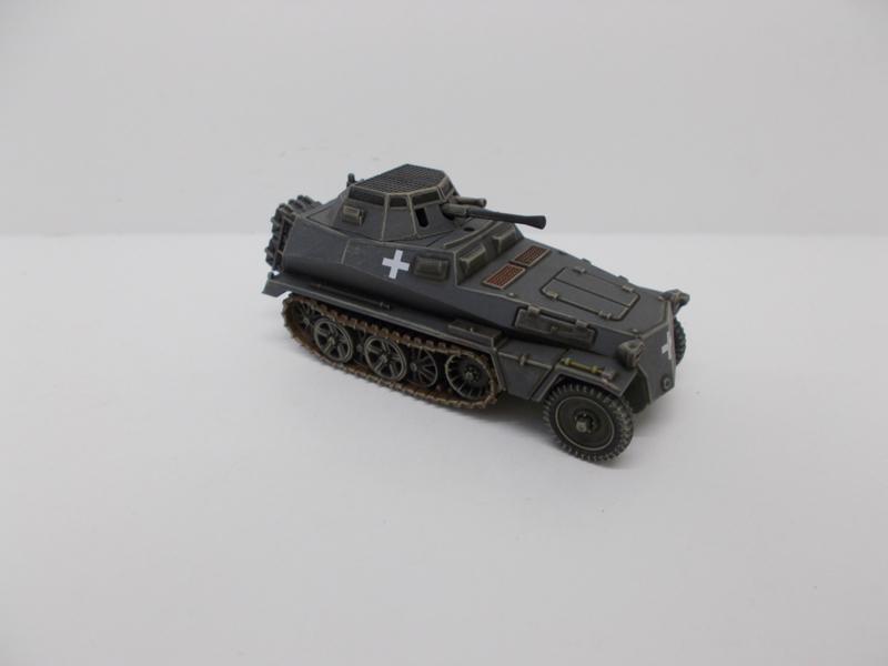 1:72 WW2 German Sdkfz 250/9