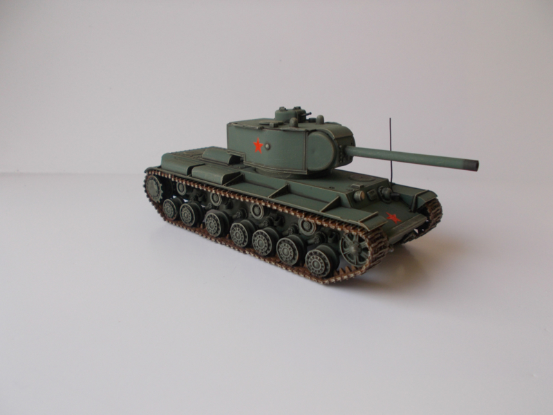 1:72 WW2 Russian KV-220