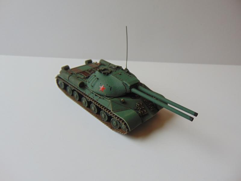 1:72 Russian IS-3 II