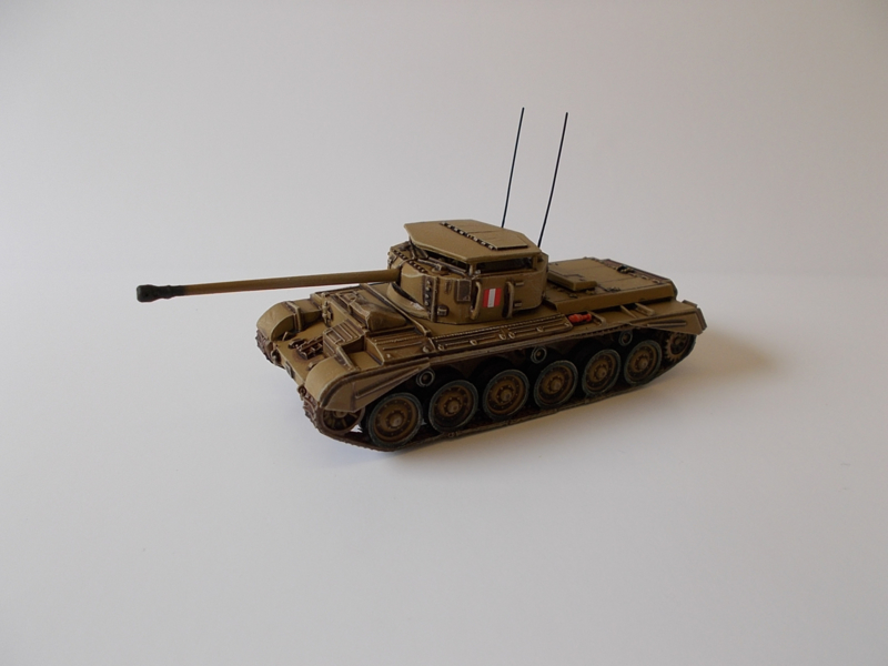 1:76 WW2 British A30 Avenger