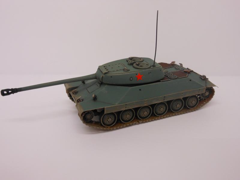 1:72 Russian IS-6
