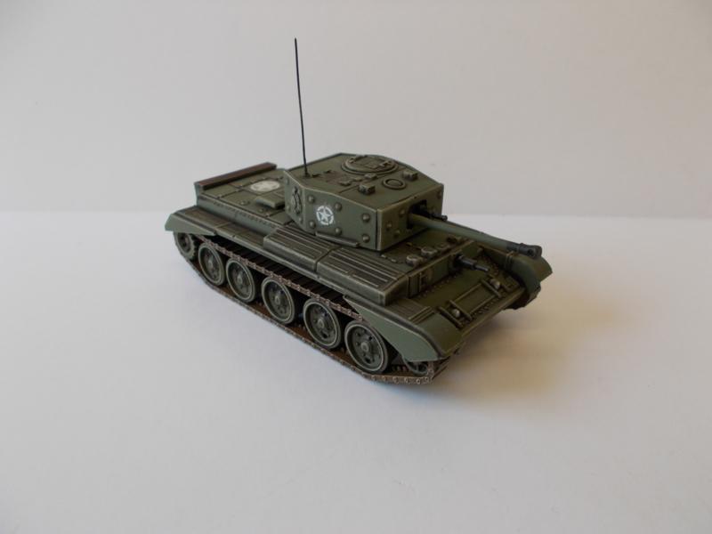 1:72 WW2 British Cromwell