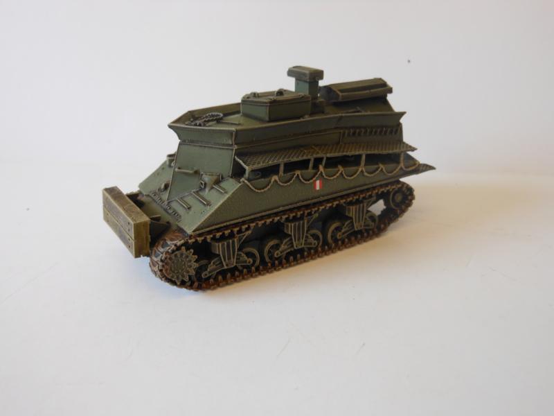 1:76 WW2 British Sherman BARV