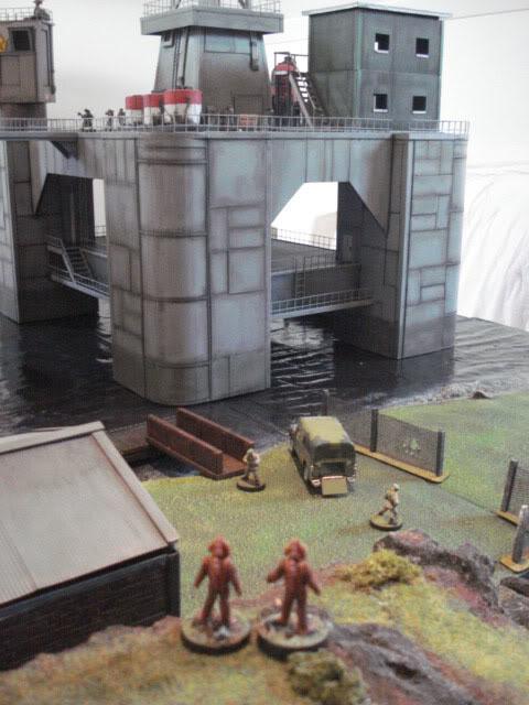 28mm Oil Rig Commission Works