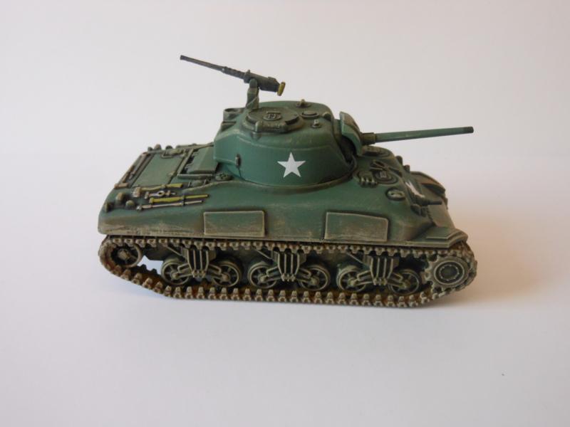 1:72 WW2 British M4A1 75 Sherman II