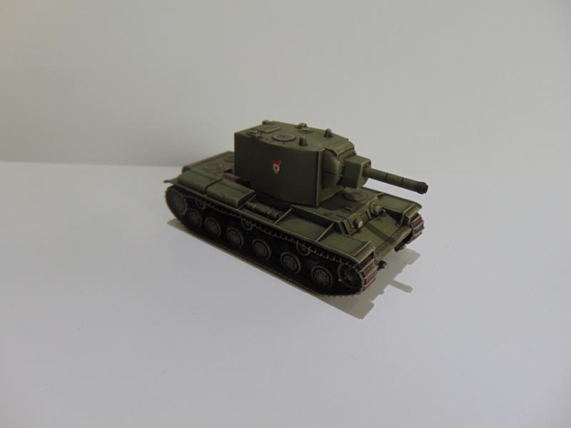 1:72 WW2 Russian KV-2