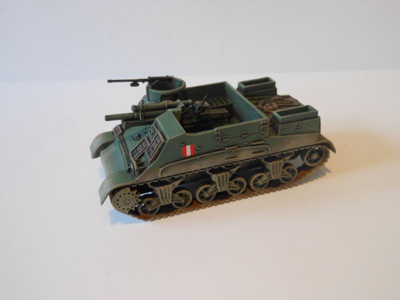 1:72 WW2 British M7 Priest
