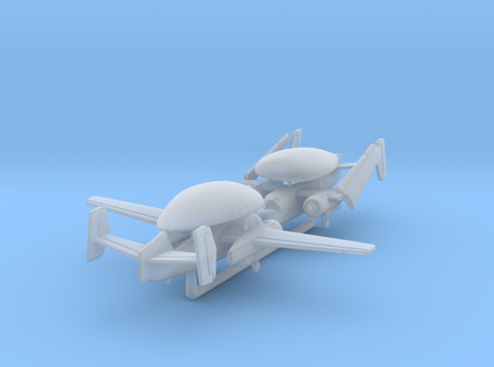 1:350 US E-1 Tracer (Stowed)