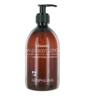 Classic Hand & Body Lotion -  A Calming Botanical Touch