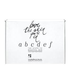 ABCDEF Travel Set