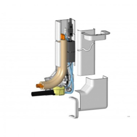 "Siccom Flowatch Design ""condenswaterpomp"" inclusief leidinggoot"