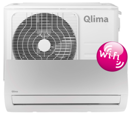 Qlima  SC5225 Airconditioner 2.5 kW/9.000 Btu 85 m³