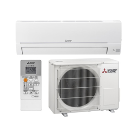 Mitsubishi Electric MSZ-HR25VF Airconditioner 2.5 kW/9.000 Btu 90 m³