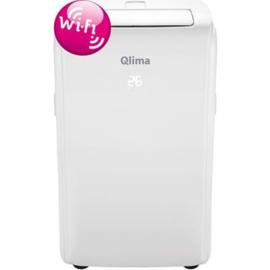 Qlima P528 Mobiele airco WIFI 2.6 kW/9.000 Btu 90m³