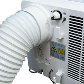 AUX Comfortline Mobiele airco 3.4 kW/12.000 Btu 80 m³