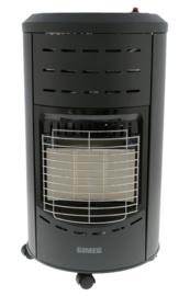 Gimeg Mobiele gaskachel Deluxe GRK-508 4,1 kW