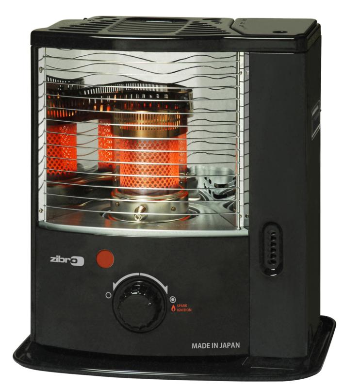 Zibro RS-2222 Petroleumkachel 2.2 kW 80 m³