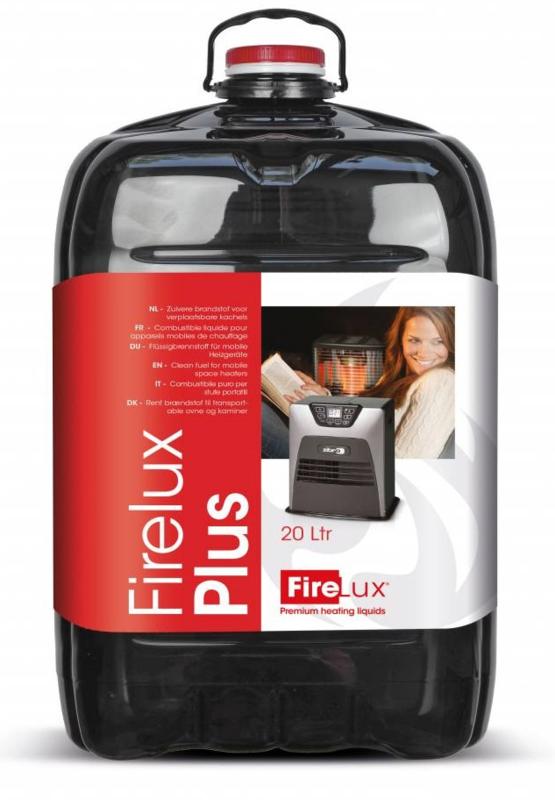 Firelux Plus Petroleum kachelbrandstof 20L
