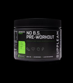 SUPPLEAM  Plant-Based Pre Workout