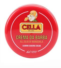 Cella Milano Scheerzeep Traditional Almond 150ml
