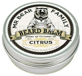 MR. BEAR FAMILY BAARD BALSEM - CITRUS