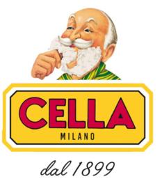 Cella Milano Scheercrème Tube Bio - Aloë Vera 150ml
