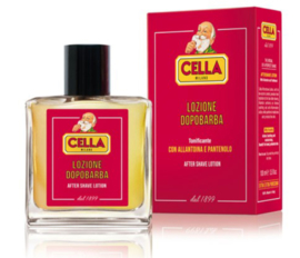 Cella Milano Aftershave Lotion Splash 100ml