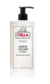 Cella Milano Baardshampoo & Conditioner 200ml