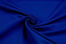 French Terry kobalt blauw