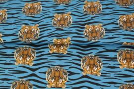 Stenzo tricot digitaal 17233-09 tijger