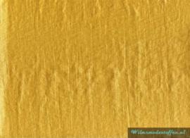Crinkle Taft gold/geel