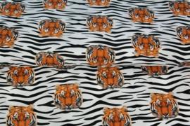 Stenzo tricot digitaal 17233-02 tijger