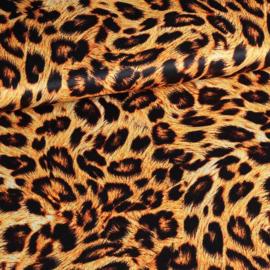 Tricot luipaard digitaal
