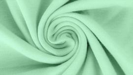 Tricot uni oud groen (donkerder)