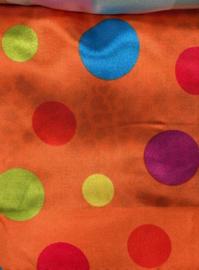 Clown bollen oranje