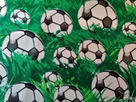 Terlenka digitaal bedrukt  voetbal