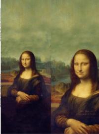 Stenzo panel Mona Lisa 200x150