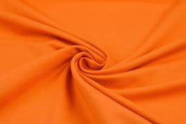 French Terry oranje