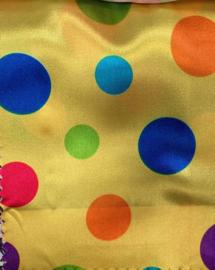 Clown bollen geel