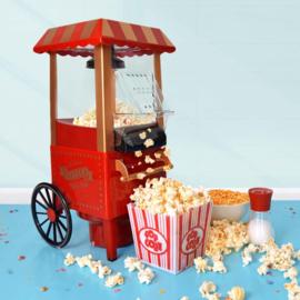Popcorn machine, candygrabber en/of sterren projectielamp
