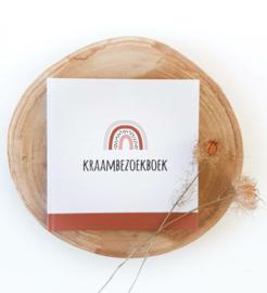 Sus Design Kraambezoekboek Briek