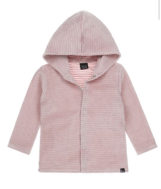 Babystyling corduroy soft vest dusty pink