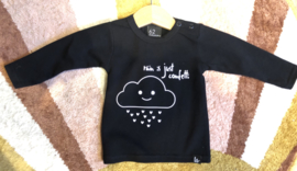 Babystyling long sleeve rain is just confetti