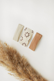 Oh Little Deer Kae, set of 3 large snap clips