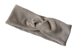 Kiekebroek haarband rib zand